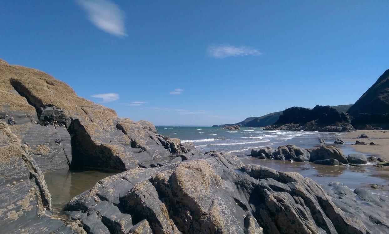 West Coast of Wales